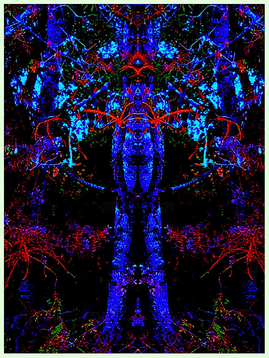 Kirlian - Tree Man 2
