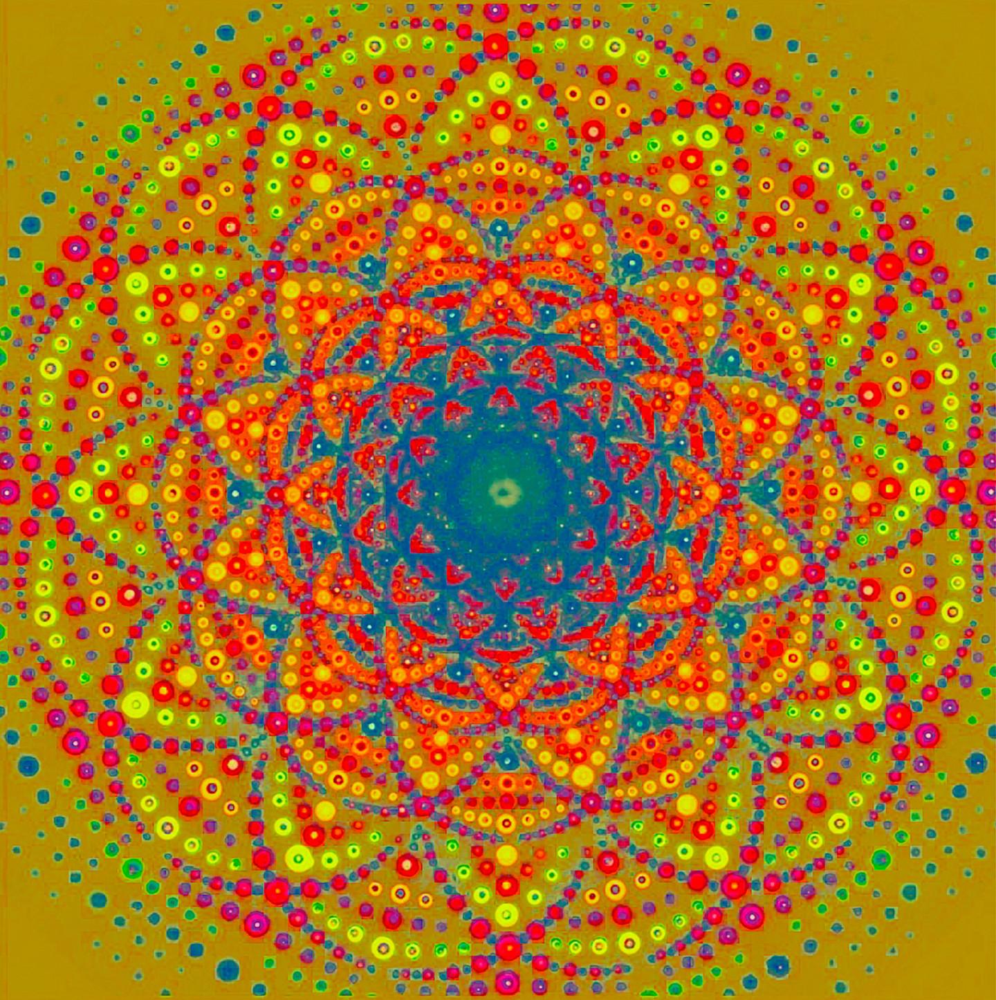 """Kirlian - """"Mandala  Joy"""""""