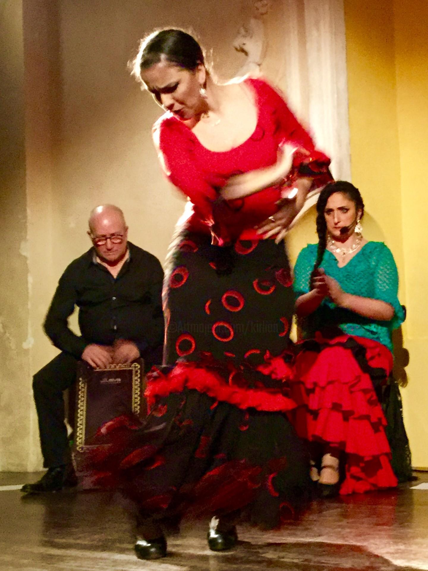 Kirlian - Danse Flamenca