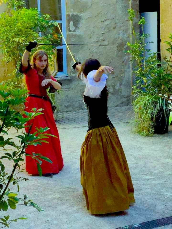 Kirlian - Festival D'Artagnan à Lupiac