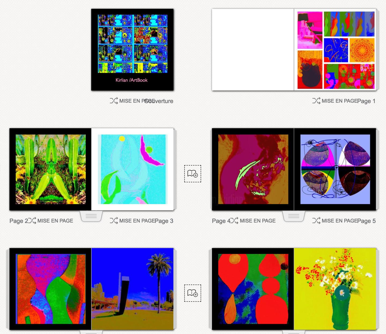 Kirlian - Kirlian 's ArtBook2