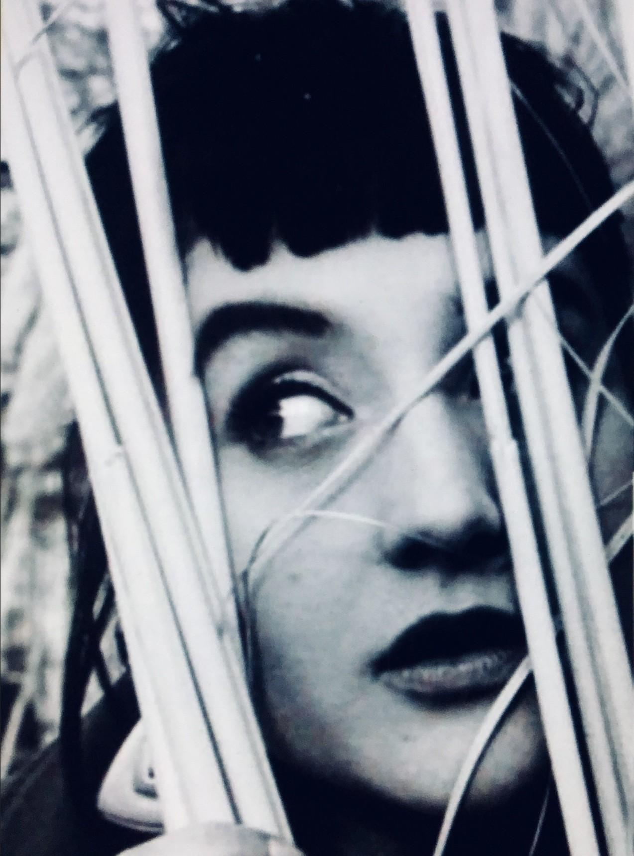 Kirlian - Jeune Femme  à la Frange/Jardin du Luxembourg
