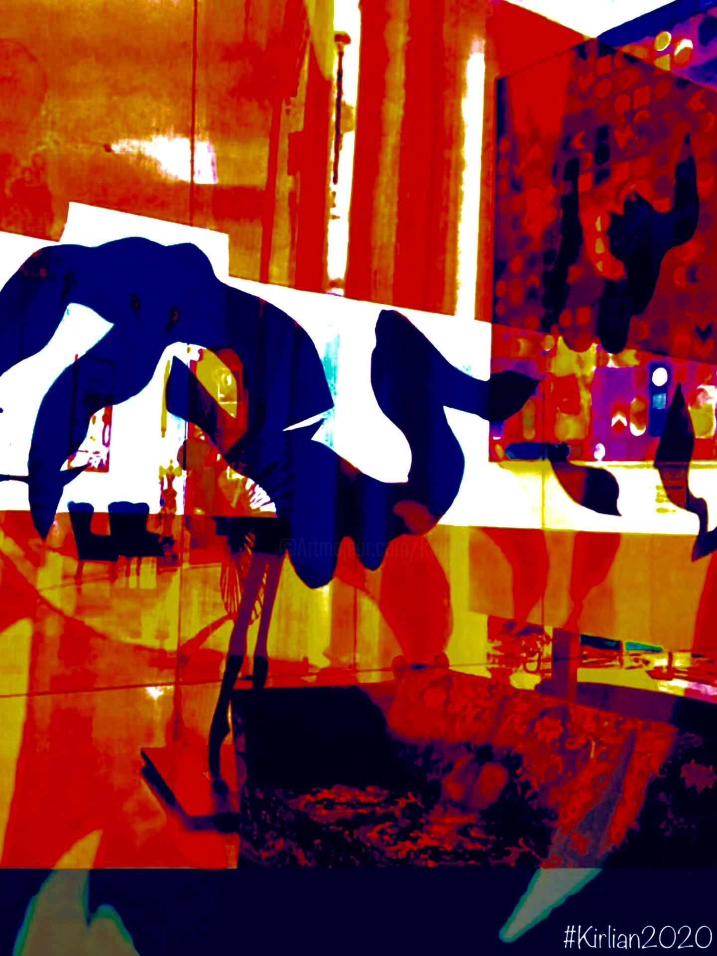 Kirlian - Matisse & Vasarely au Negresco
