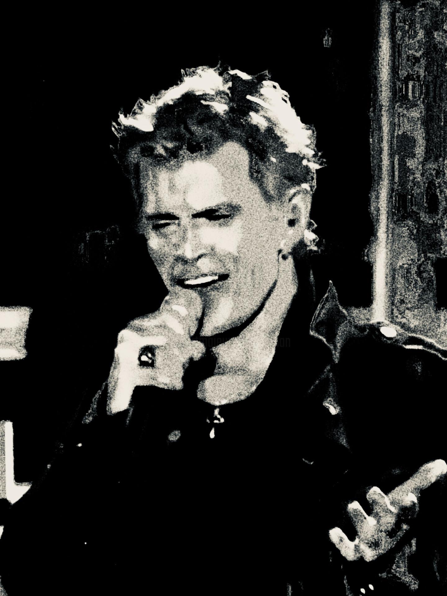 Kirlian - Billy Idol