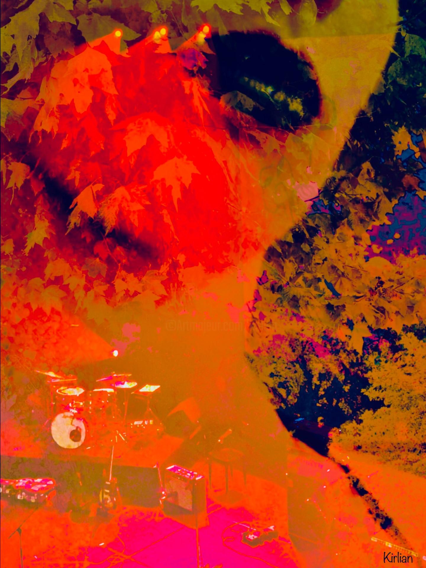 Kirlian - RockaRolla #artistsupportpledge
