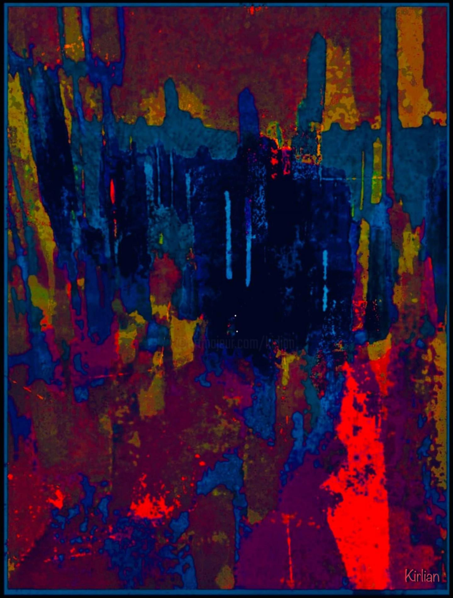 Kirlian - Le Sang des Vignes #artistsupportpledge