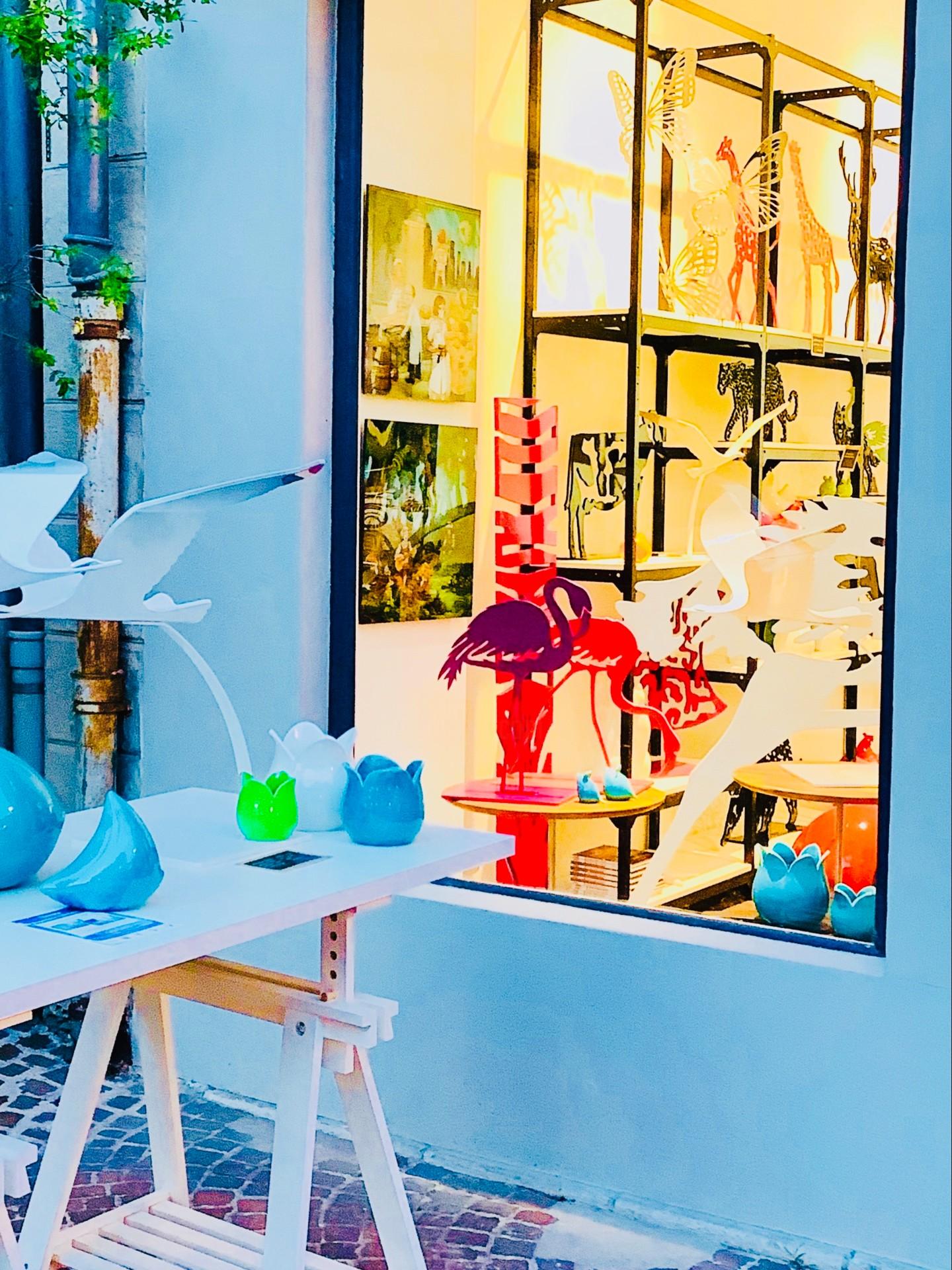 Kirlian - L'Atelier Hang'Art ( Vence)