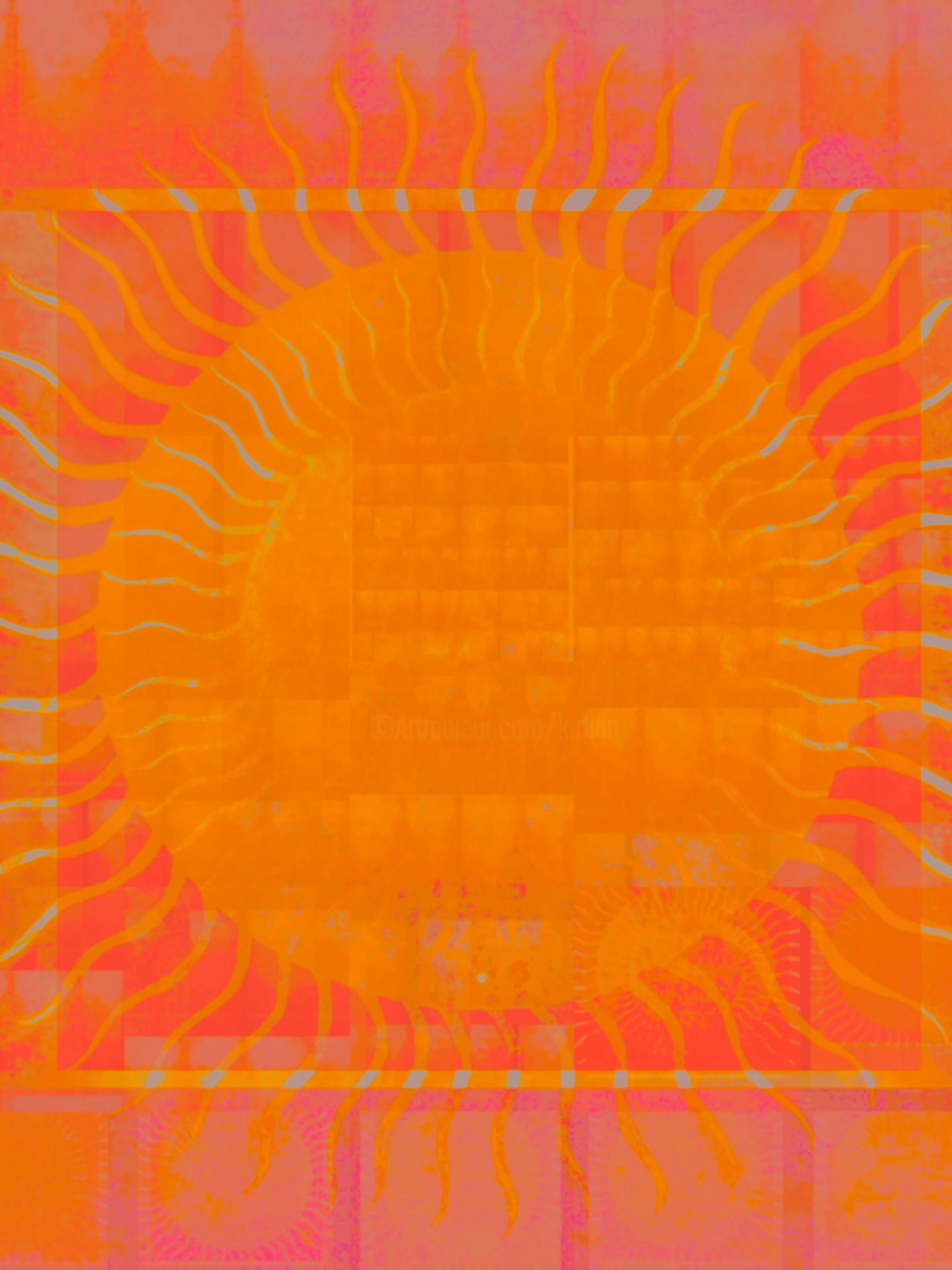 Kirlian - Human Sun