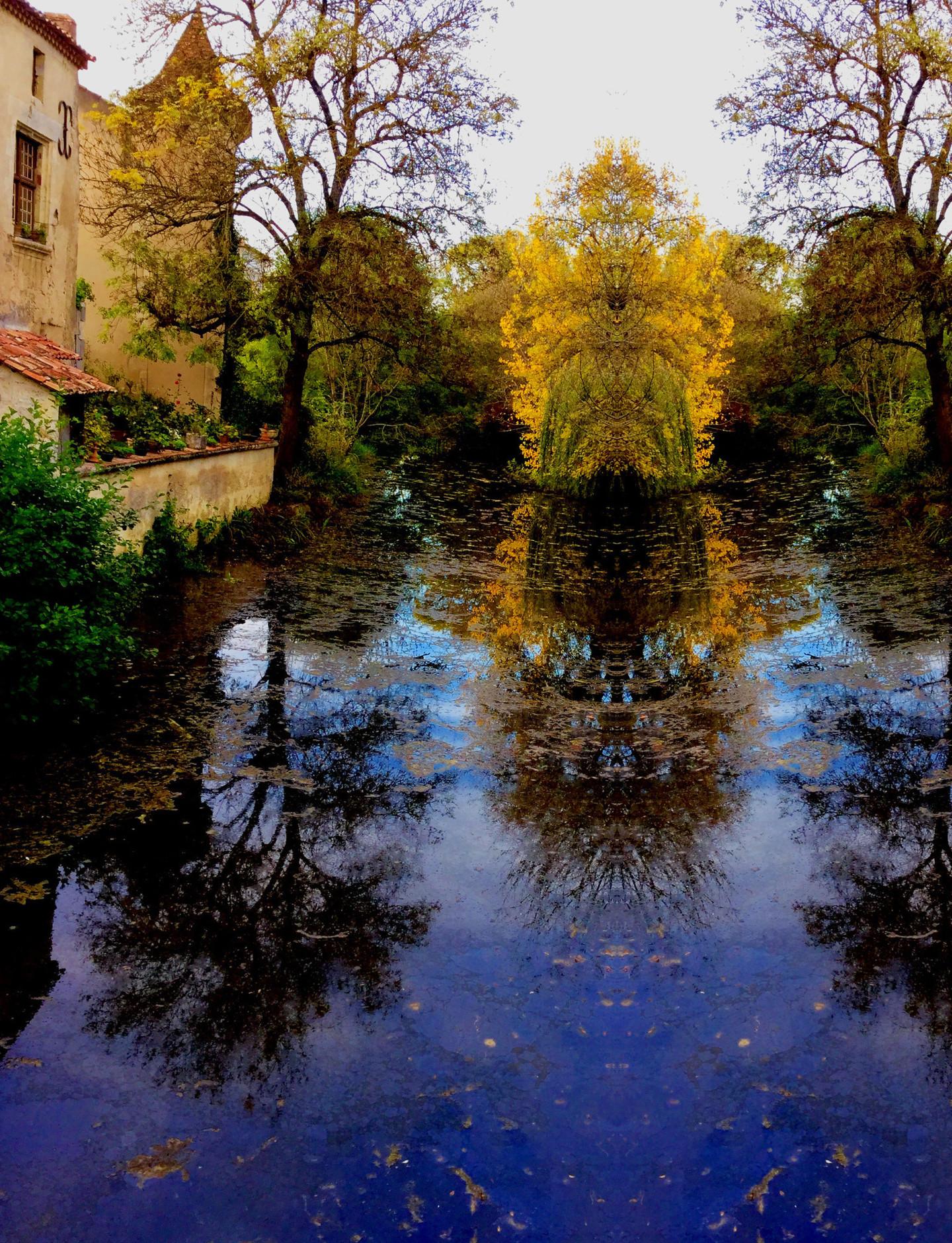 Kirlian - Fourcès, the  River