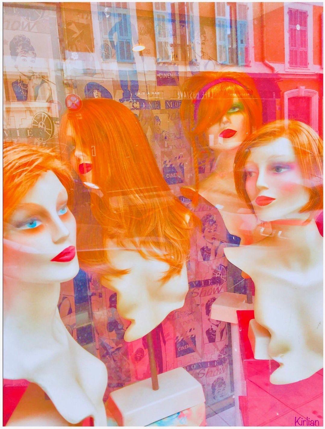 Kirlian - Mannequins