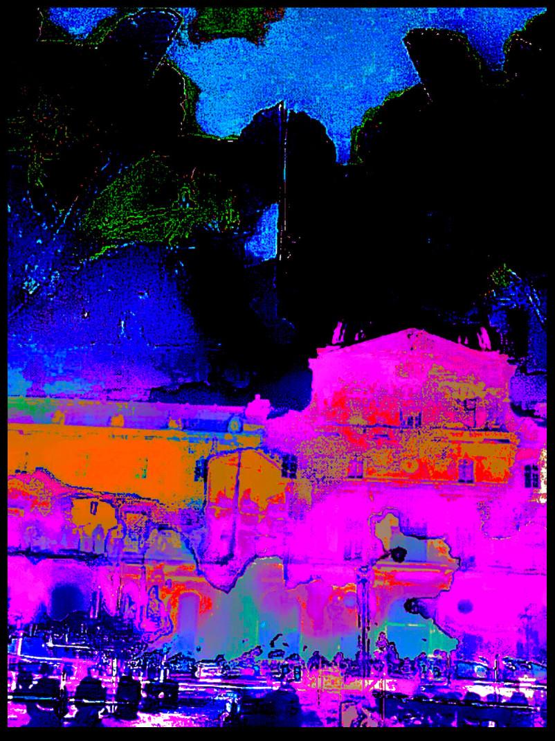 Kirlian - Funky Town