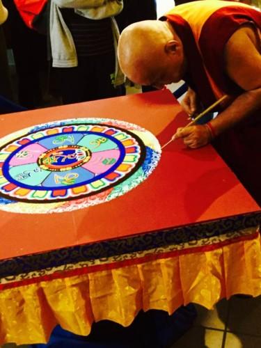 Mandala du Lama