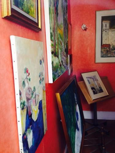 Atelier d'Artiste, Valence-sur-Baïse (Gers)