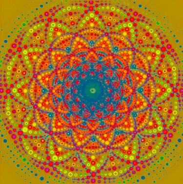 """""""Mandala  Joy"""""""