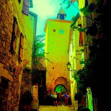 La Porte Médiévale