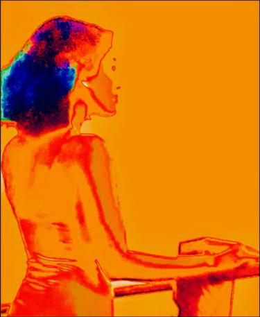 Femme-Lumière