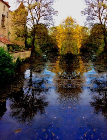 Fourcès, the  River