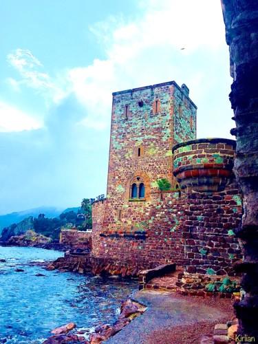 Le Château au bord de l'eau