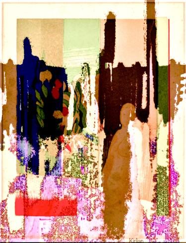 Arts numériques Féminin, travail numérique 2d, art naïf, œuvre d'art par Kirlian